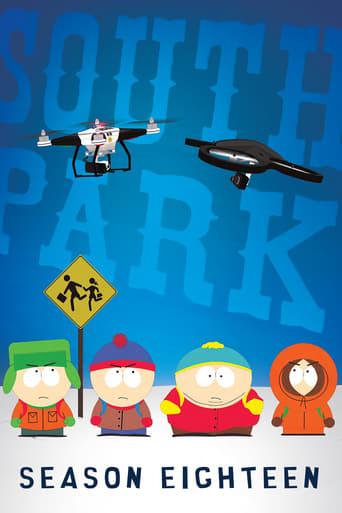 South Park 18ª Temporada - Poster
