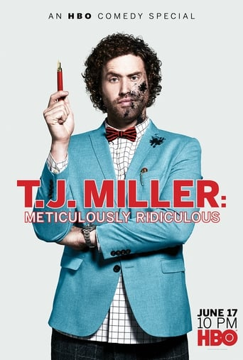 Poster of T.J. Miller: Meticulously Ridiculous