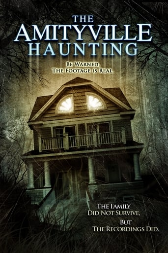 Poster of The Amityville Haunting