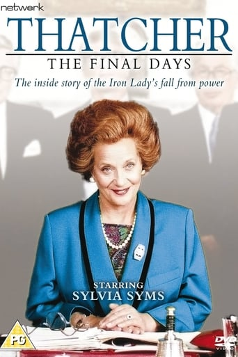 Poster of Thatcher: The Final Days