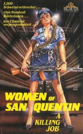 Poster of Women of San Quentin