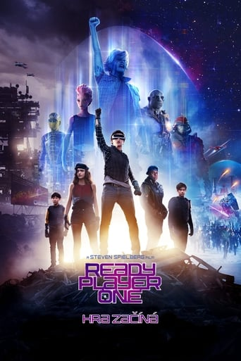 Poster of Ready Player One: Hra začíná