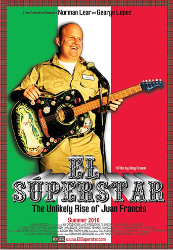 Poster of El Superstar: The Unlikely Rise of Juan Frances