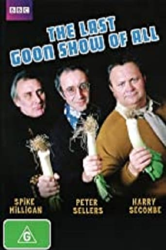 Poster of The Last Goon Show of All