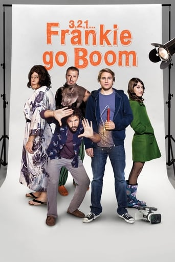 Poster of 3, 2, 1... Frankie Go Boom