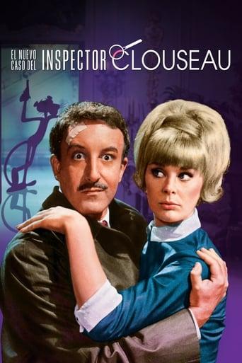 Poster of El nuevo caso del inspector Clouseau
