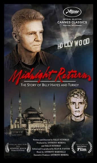 Ver Midnight Return: The Story Of Billy Hayes And Turkey pelicula online