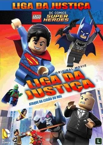 LEGO DC Comics Super Heroes: La Liga de la Justicia - El ataque de la Legión del Mal