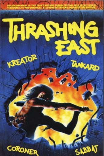 Thrashing East (1990) - Kreator, Tankard, Sabbat, Coroner