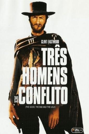 Três Homens em Conflito - Poster