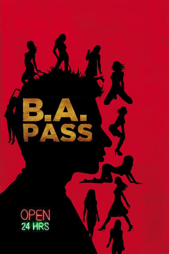 Poster of B.A. Pass