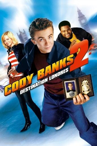 Poster of Superagente Cody Banks 2: Destino Londres