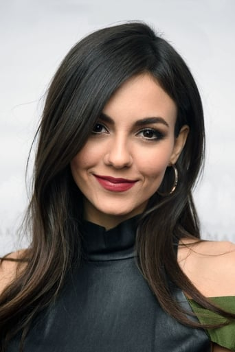 A picture of Victoria-Justice
