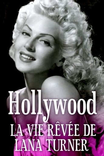 Poster of Hollywood : la vie rêvée de Lana Turner