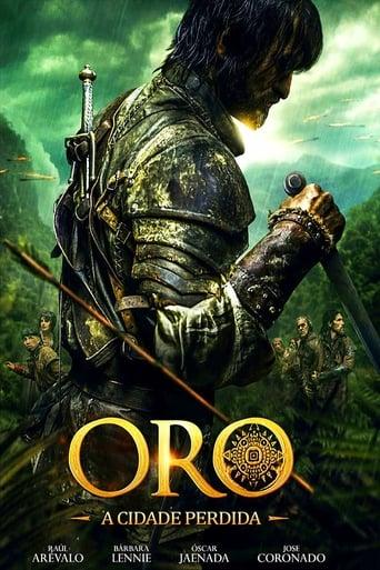 Oro - A Cidade Perdida - Poster