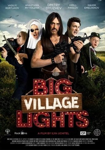 Poster of Big Village Lights