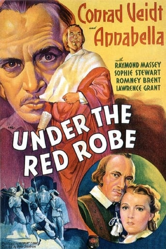 Under the Red Robe Movie Poster