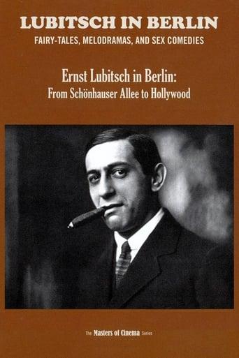 Ernst Lubitsch in Berlin - Von der Schönhauser Allee nach Hollywood