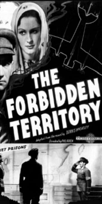 Poster of Forbidden Territory
