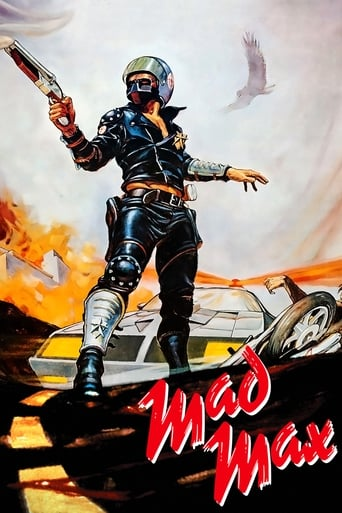 Poster of Mad Max