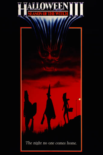 Poster of Halloween III: Season of the Witch