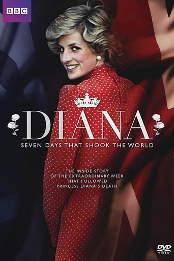 Poster of Diana: 7 Days That Shook the Windsors