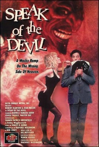 Poster of Speak of the Devil