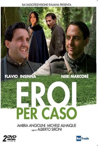 Poster of Eroi per caso