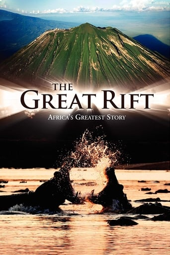 Poster of The Great Rift: Africa's Wild Heart