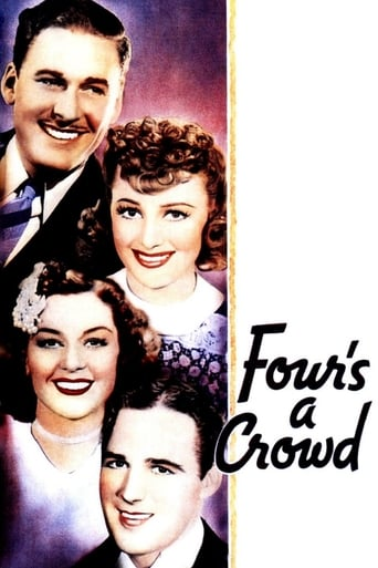 Watch Four's a Crowd Online Free Putlocker