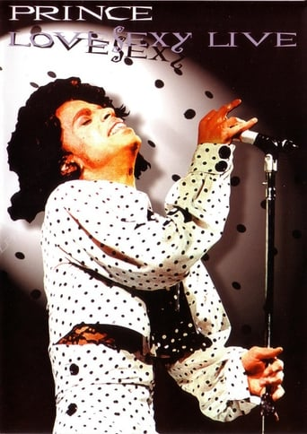 Poster of Prince: Lovesexy Live