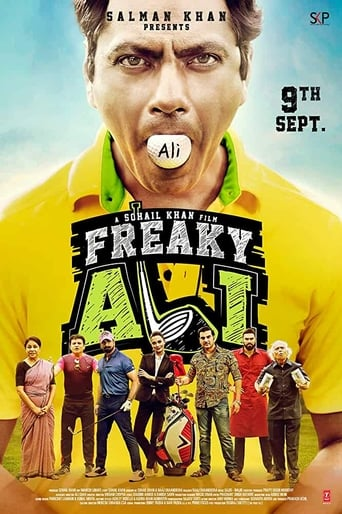 Poster of Freaky Ali