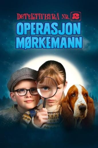 Poster of Operasjon Mørkemann