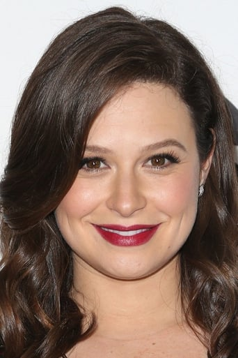 Katie Lowes alias Dr. Madge Honey Badger (voice)