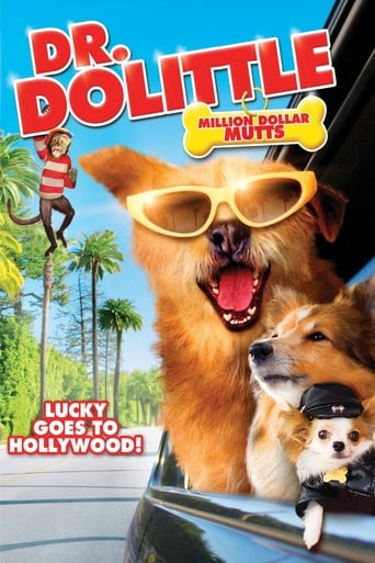 Poster of Dr. Dolittle: Million Dollar Mutts