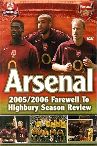 Film online Arsenal: Season Review 2005-2006 Filme5.net