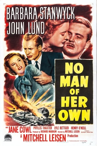 Poster of No Man of Her Own