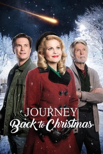 Poster of Journey Back to Christmas
