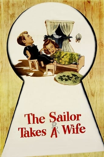 Poster of The Sailor Takes a Wife