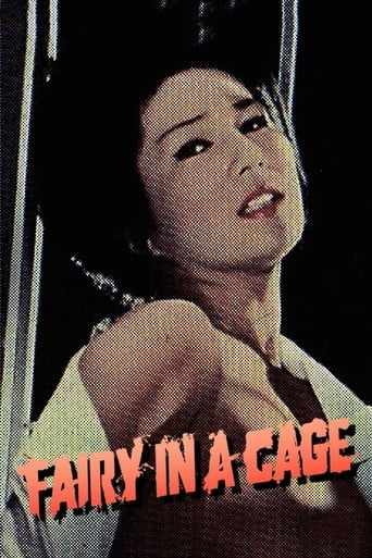 Poster of Fairy in a Cage