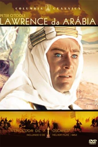 Lawrence da Arábia - Poster