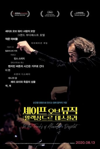 Poster of In The Tracks Of - Alexandre Desplat