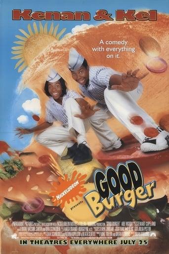 Good Burger Poster