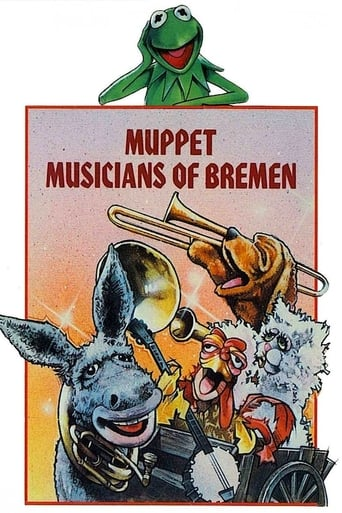 Poster of The Muppet Musicians of Bremen