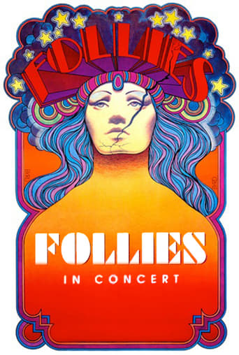Poster of Follies In Concert