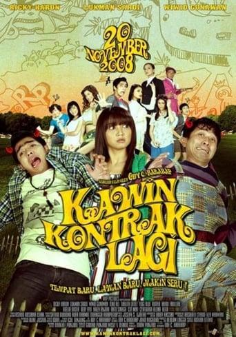 Poster of Kawin Kontrak Lagi