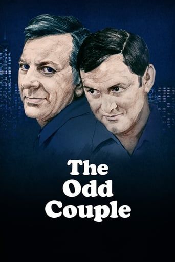 The Odd Couple Movie Poster