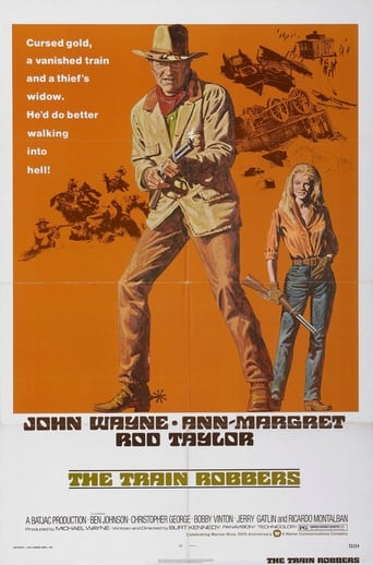 'The Train Robbers (1973)