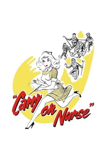 Poster of Carry On Nurse
