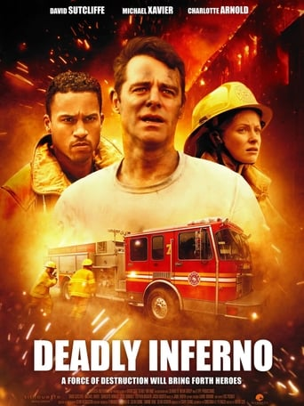 Poster of Deadly Inferno